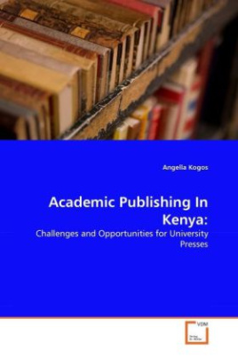Academic Publishing In Kenya: