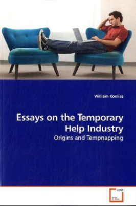 Essays on the Temporary Help Industry