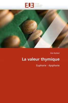 La valeur thymique