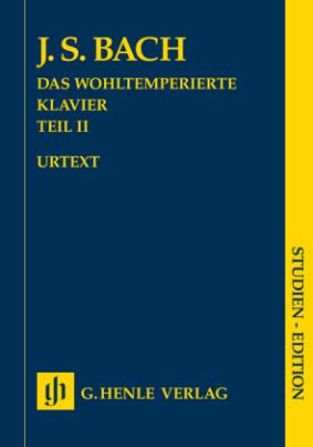 BWV 870-893 ohne Fingersätze