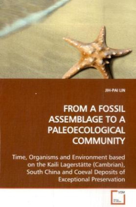 FROM A FOSSIL ASSEMBLAGE TO A PALEOECOLOGICAL  COMMUNITY