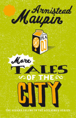 More Tales of the City. Mehr Stadtgeschichten, engl. Ausgabe