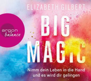 Big Magic, 3 Audio-CDs