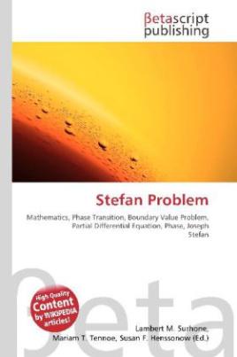 Stefan Problem