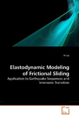 Elastodynamic Modeling of Frictional Sliding
