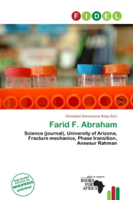 Farid F. Abraham