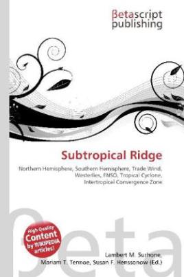 Subtropical Ridge