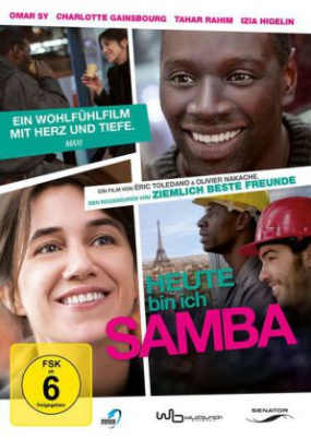 Heute bin ich Samba, 1 Blu-ray