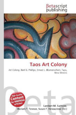 Taos Art Colony