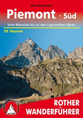 Rother Wanderführer Piemont Süd