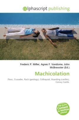 Machicolation