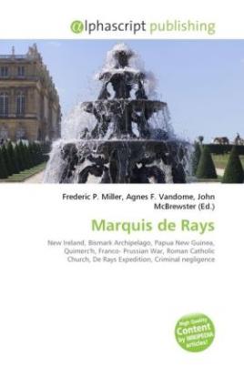 Marquis de Rays