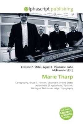 Marie Tharp