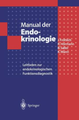 Manual der Endokrinologie