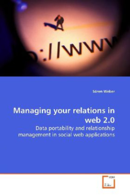 Managing your relations in web 2.0