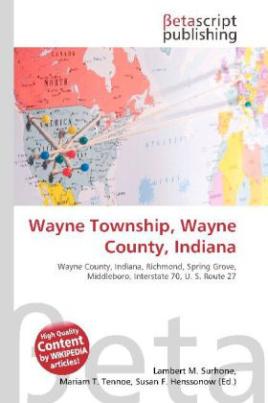 Wayne Township, Wayne County, Indiana