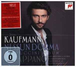 Nessun Dorma - The Puccini Album, 1 Audio-CD (Standardversion)