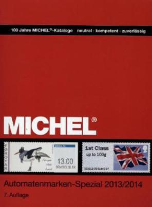 Michel-Katalog-Automatenmarken-Spezial 2013/14