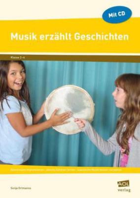 Musik erzählt Geschichten, m. Audio-CD