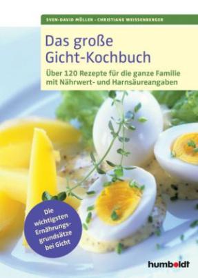 Das große Gicht-Kochbuch