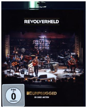 MTV Unplugged in drei Akten, 1 Blu-ray