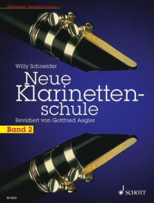 Neue Klarinettenschule. Bd.2