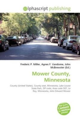 Mower County, Minnesota