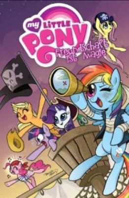 My little Pony: Freundschaft ist Magie. Bd.4