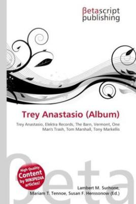 Trey Anastasio (Album)