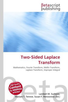 Two-Sided Laplace Transform