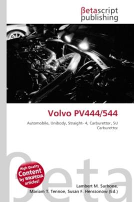 Volvo PV444/544