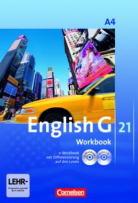 8. Schuljahr, Workbook m. CD-ROM u. Audio-CD