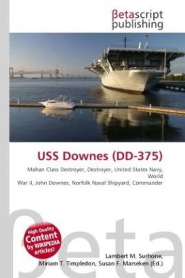 USS Downes (DD-375)