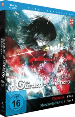 Garden of Sinners, 1 Blu-ray. Vol.1