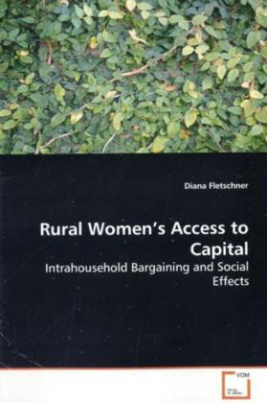 Rural Women's Access to Capital