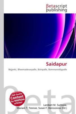 Saidapur
