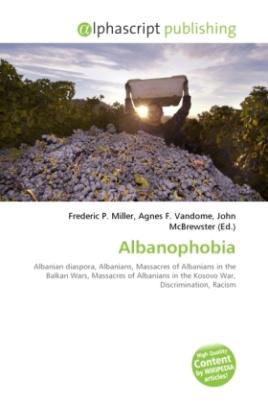Albanophobia