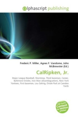 CalRipken, Jr.