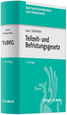 Teilzeit- und Befristungsgesetz (TzBfG), Kommentar
