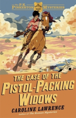 The Case of the Pistol-packing Widows