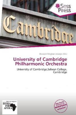 University of Cambridge Philharmonic Orchestra