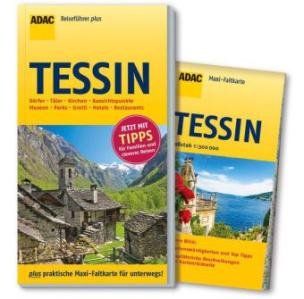 ADAC Reiseführer plus Tessin