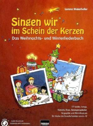 Das Weihnachts- und Winterliederbuch