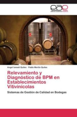Relevamiento y Diagnóstico de BPM en Establecimientos Vitivinícolas