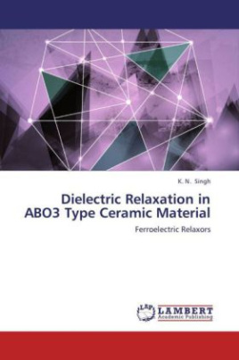 Dielectric Relaxation in ABO3 Type Ceramic Material
