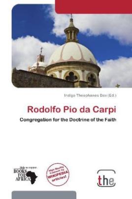 Rodolfo Pio da Carpi