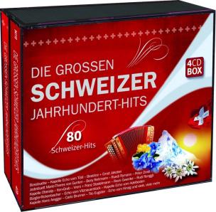 Die großen Schweizer Jahrhundert-Hits