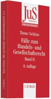 Fälle zum Handels- und Gesellschaftsrecht. Bd.2
