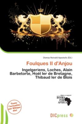 Foulques II d'Anjou
