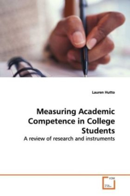 Measuring Academic Competence in College Students